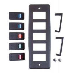 UNIVERSAL ROLL BAR SWITCH PANEL DAYSTAR