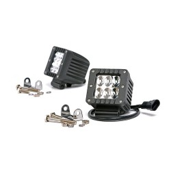 LED CREE LIGHTS SQUARE ROUGH COUNTRY (PAIR)