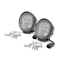 "4"" LED LIGHTS ROUGH COUNTRY (PAIR)"