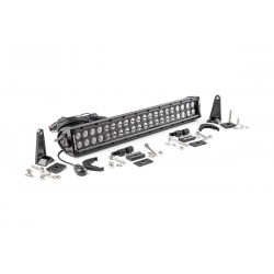 LIGHT BAR 50 CM CREE LED BLACK PANEL ROUGH COUNTRY