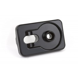 WINCH ISOLATOR FOR ROLLER FAIRLEAD BLACK DAYSTAR