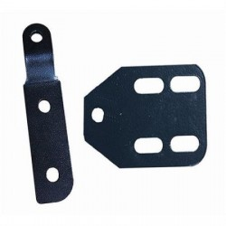 STEERING STABILIZER RELOCATION BRACKET RUBICON EXPRESS