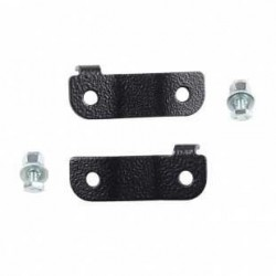 BRAKE LINE RELOCATION BRACKETS JEEP RUBICON EXPRESS