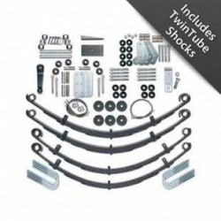 "SUSPENSION KIT 4.5"" TWIN TUBE RUBICON EXPRESS"