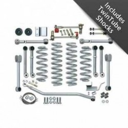 4.5'' Super-Flex Short Arm Lift Kit Rubicon Express - Jeep Grand Cherokee ZJ