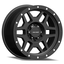 "Alloy Wheel 9x18"" 5x127 ET 0 ProComp Model 2640 Gray & Black - Jeep Wrangler JK"
