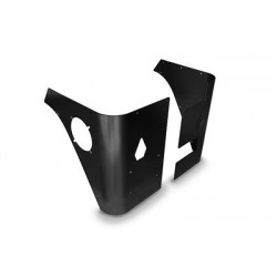 POISON SPYDER REAR CORNER GUARDS
