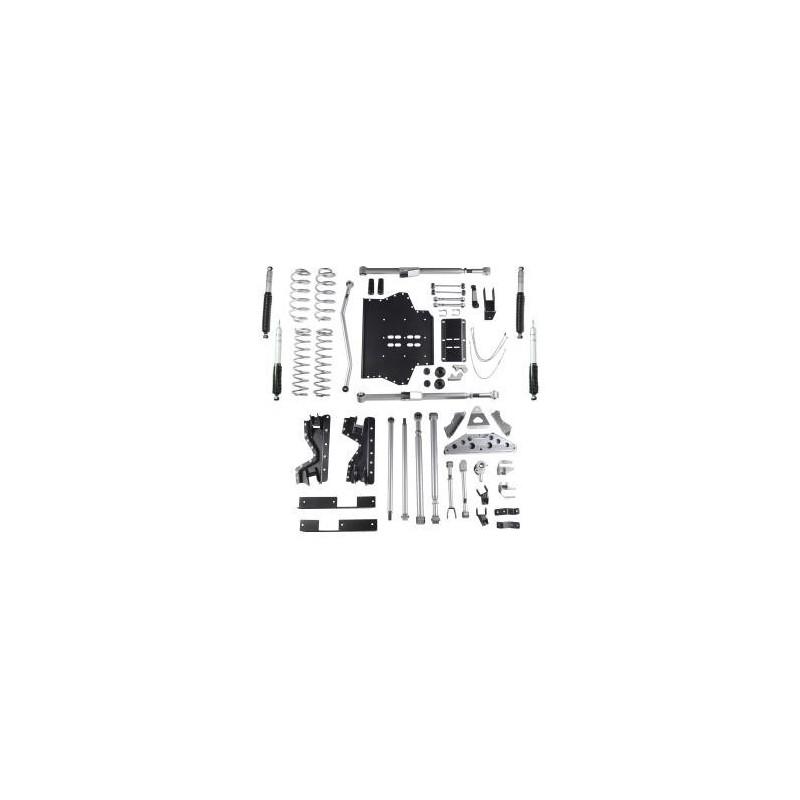 """RUBICON EXPRESS 4.5"""" LIFT KIT TRI-LINK"""