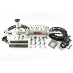 """PSC Motorsports Trail Series 2.5"""" Double End Steering Cylinder Kit w/ TC-pump"""