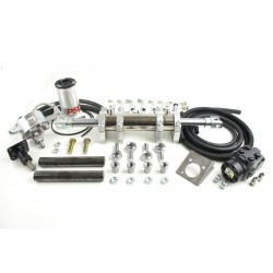 PSC Motorsports XR Series 2.5 Double Ended Steering Cylinder Kit w/ P Pump