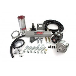 "PSC Motorsports Trail Series 2.5"" Single End Steering Cylinder Kit w/ P-Pump"