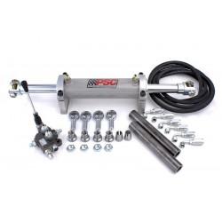 """PSC Motorsports Rockwell 3.0"""" Double End Rear Steer Kit"""