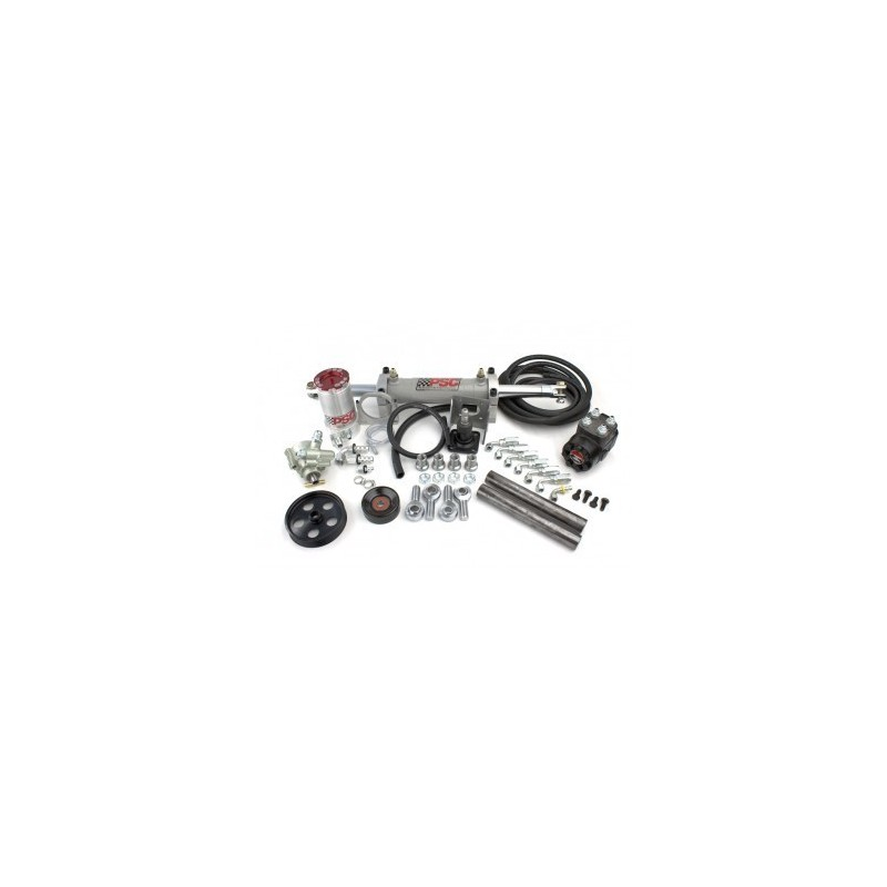 "07'-11' Jeep JK Extreme Series 2.75"" Double Ended Full Hydraulic Kit"