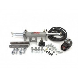 "PSC Motorsports Extreme Series 2.75"" Double End Steering Cylinder Kit NO PUMP"