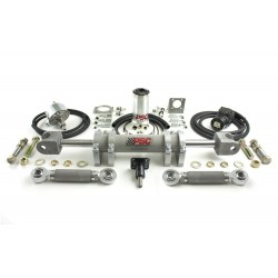 "PSC Motorsports 5 Ton Rockwell 3.0"" Double End Steering Kit w/ Hi Flow P Pump"