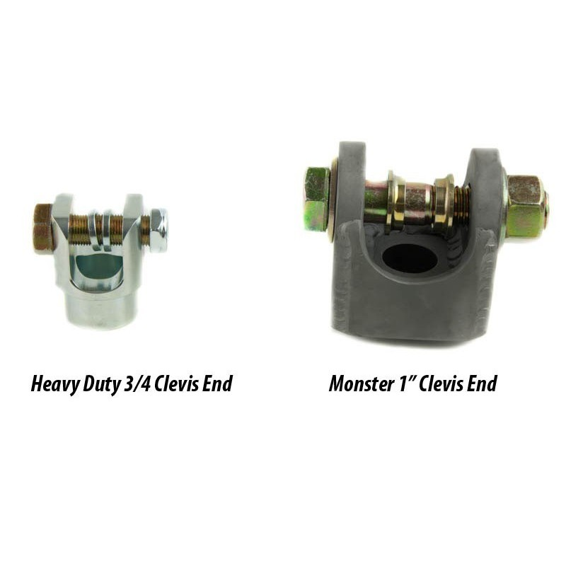 "1"" Monster Clevis End Kit"