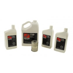 PSC Premium Fluid Change Over Kit