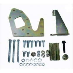 GM LS Truck Vortec CB Pump/ALT Relocation Bracket, Truck Belt Spacing
