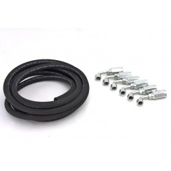 PSC Motorsports Field Serviceable Rear Steer Valve Hose Kit