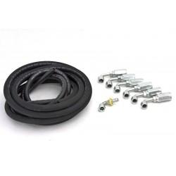 PSC Motorsports Field Serviceable nº6 Full Hydro Pressure Hose Kit