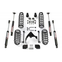 """JKU 4-Door 2.5"""" Lift Kit w/ 9550 VSS Shocks"""