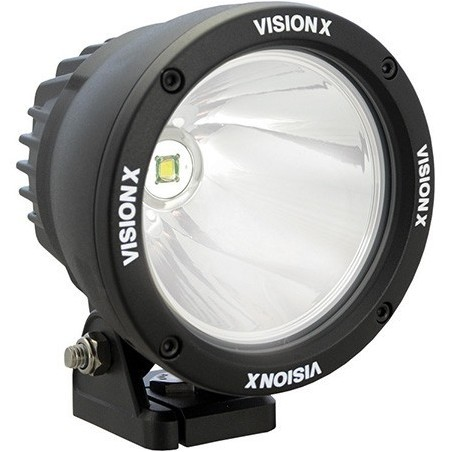 "VISION X 4.5"" CANNON BLACK ,25W LED"