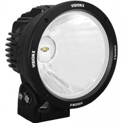 "VISION X 8.7"" CANNON BLACK ,25W LED"