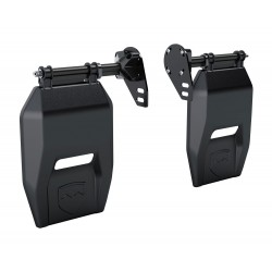 Transit mud flap kit Teraflex - Jeep Wrangler JK 07-18