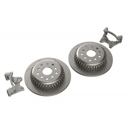 Rear Performance Slotted Big Rotor Kit Teraflex - Jeep Wrangler JK 07-18