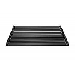 Teraflex Slat Cargo Rack Roof Nebo - Jeep Wrangler JK 4 Doors