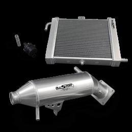 CHARGE COOLER HDJ80 4.2 24V