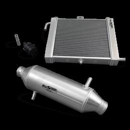 CHARGE COOLER HDJ80 4.2 12V