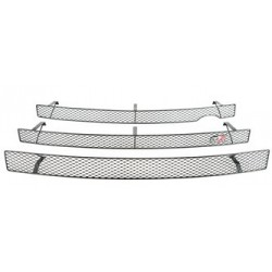 KBX DISCOVERY 3 HEX MESH GRILLE INSERT SET