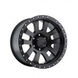 PROCOMP ALLOY WHEEL 7036 FLAT BLACK