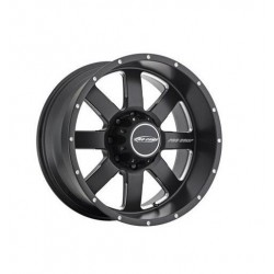 PROCOMP ALLOY WHEEL 5138 FLAT BLACK
