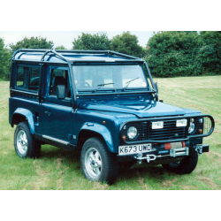SAFETY DEVICE DEFENDER   ROLL BAR HARD TOP EXTERIOR
