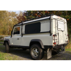 SAFETY DEVICE DEFENDER 110  ROLL BAR HARD TOP EXTERIOR