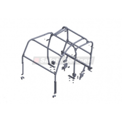 SAFETY DEVICE DEFENDER 110  ROLL BAR CREWCAB