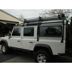 "Protection & Performance Defender 100"" Devon 4x4 Truck Cab Cage"