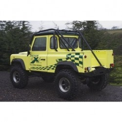 "Protection & Performance Defender 90"" Devon 4x4 Truck Cab Cage"