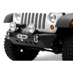 Front  Bumper  SMITTYBILT - Jeep Wrangler JK