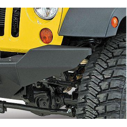 Mid Width End Plates for Front Bumper Smittybilt M.O.D. XRC - Jeep Wrangler JK