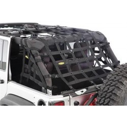 CRES2 HD Cargo Restraint Smittybilt - Jeep Wrangler JK 2D
