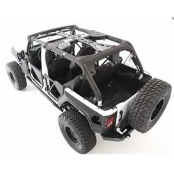 Roll Cage Kit Smittybilt XRC - Jeep Wrangler JK 07-10, 4 Doo