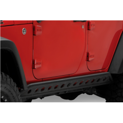 Rocker Guards Smittybilt - Jeep Wrangler JK 4 door