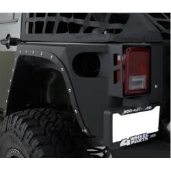 Rear Corners Armor SMITTYBILT XRC - Jeep Wrangler JK 2 door