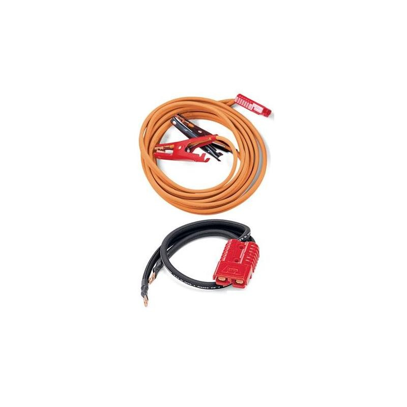 Warn Quick Connect Booster Cable Kit 5m
