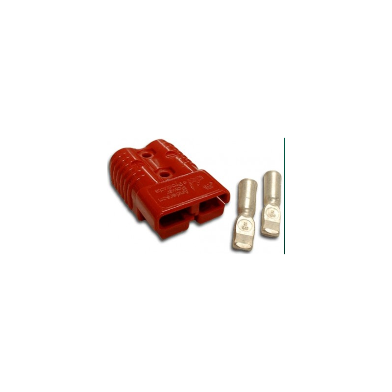 Anderson Plug 175a - Red
