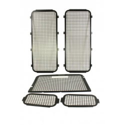 Bearmach Defender Window Exterior Grille Kit