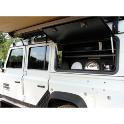 Gullwing Door - Aluminium / Land Rover Defender